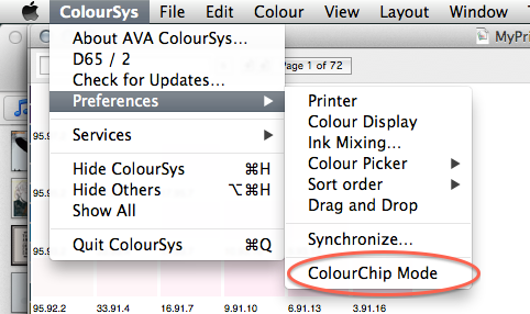 Are The Design Colours And Or Overprints Out Of Both Printer Monitor Gamut