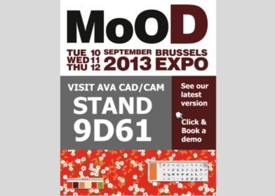 Mood Brussels ava cad cam at mood, brussels - ava