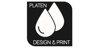 Platen Design and print